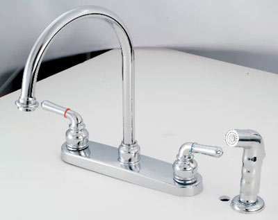 kitchen faucets for manufactured homes