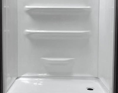 replacement shower surrounds