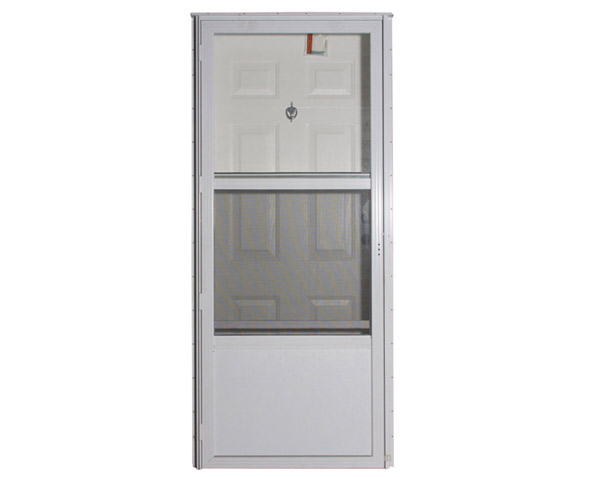 storm door for manufactured home